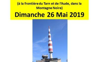 Concentration Régionale du pic de Nore – Dimanche 26 mai 2019